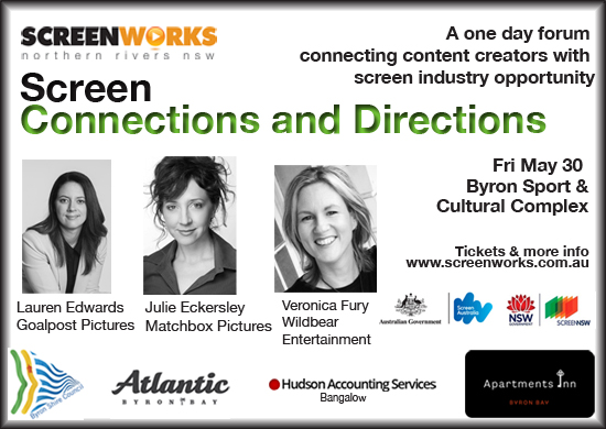 screen connections & directions